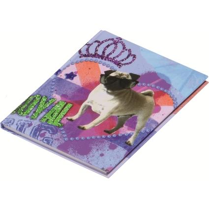 """PAGNA Poesie-Album """"Traumwelt"""", 80 g/qm, 64 Blatt"""