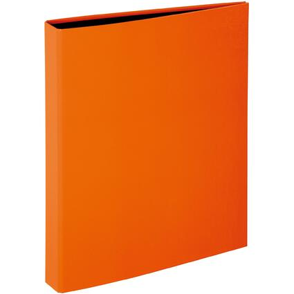 "PAGNA Ringbuch ""Trend Colours"", 4-Ring-Mechanik, orange"