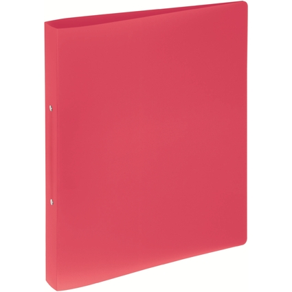PAGNA Ringbuch, DIN A4, Rückenbreite: 35 mm, rot