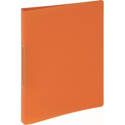 PAGNA Ringbuch, DIN A4, Rückenbreite: 25 mm, orange