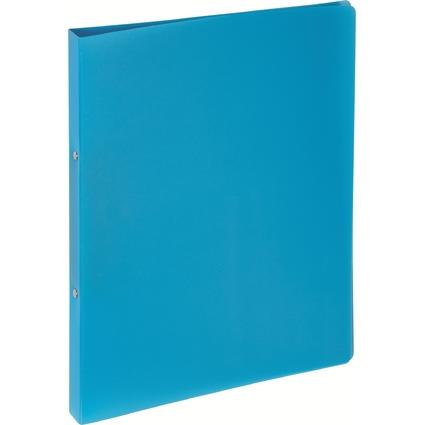 PAGNA Ringbuch, DIN A4, Rückenbreite: 25 mm, hellblau