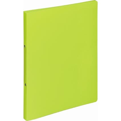 PAGNA Ringbuch, DIN A4, Rückenbreite: 25 mm, lindgrün