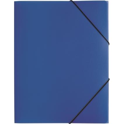"""PAGNA Eckspannermappe """"Trend Colours"""", DIN A4, blau"""