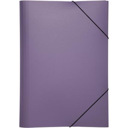 """PAGNA Eckspannermappe """"Trend Colours"""", DIN A4, lila"""