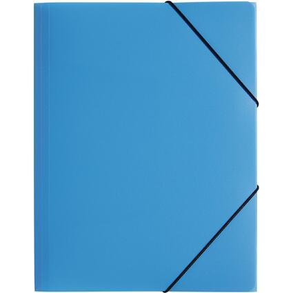 """PAGNA Eckspannermappe """"Trend Colours"""", DIN A3, hellblau"""