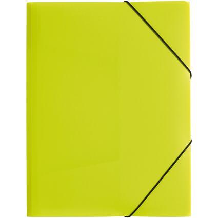 """PAGNA Eckspannermappe """"Trend Colours"""", DIN A3, lindgrün"""