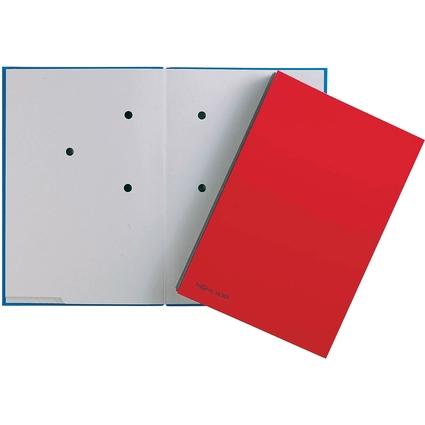 PAGNA Unterschriftenmappe Color, DIN A4, 20 Fächer, rot