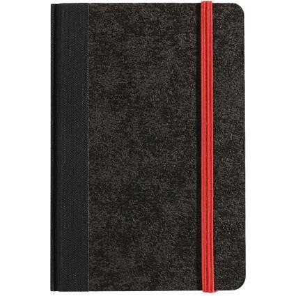 PAGNA Notizbuch Classica, DIN A6, kariert, 64 Blatt