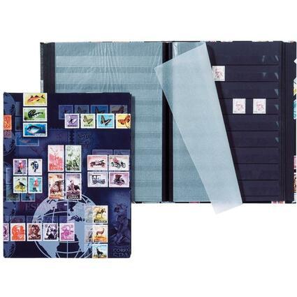 PAGNA Briefmarkenalbum, DIN A4, 16 Seiten