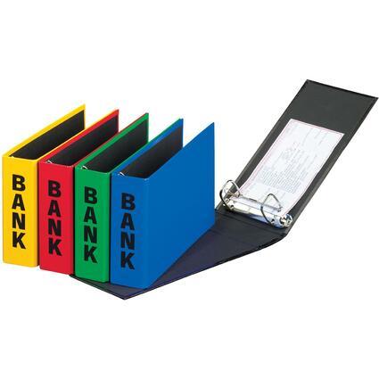 """PAGNA Bankordner """"Basic Colours"""", für Kontoauszüge, sortiert"""