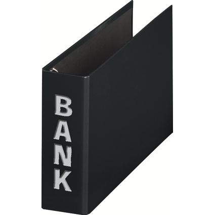"""PAGNA Bankordner """"Basic Colours"""", für Kontoauszüge, schwarz"""