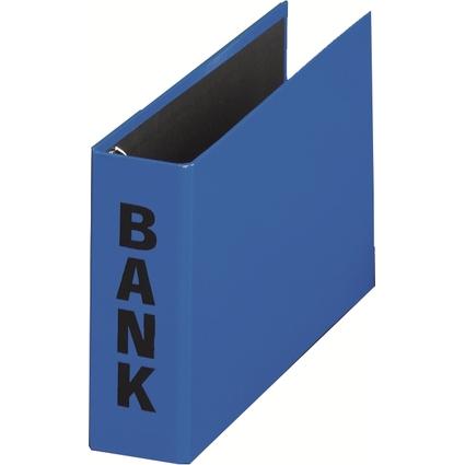 """PAGNA Bankordner """"Basic Colours"""", für Kontoauszüge, blau"""