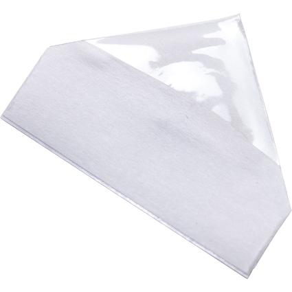 HERMA Transparol Foto-Ecken, extra groß, 2er-Streifen