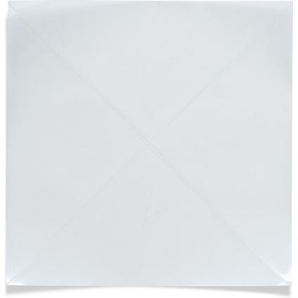 HERMA Dreieck-Selbstklebetaschen, 100 x 100 mm, aus PP