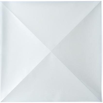 HERMA Dreieck-Selbstklebetaschen, 170 x 170 mm, aus PP