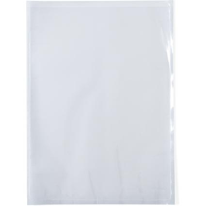 HERMA Selbstklebetaschen, DIN A4, aus PP, transparent