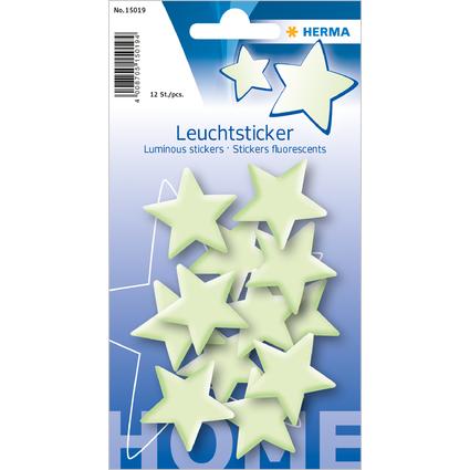 "HERMA Leuchtsticker HOME ""Sterne Mini"""