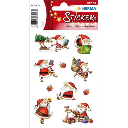 """HERMA Weihnachts-Sticker DECOR """"Nikolaustag"""""""