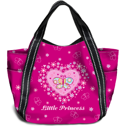 "HERMA Shopping Bag ""Mini Shopper"", Motiv: Little Princess"