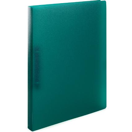 HERMA Ringbuch, DIN A4, 2-Ring-Mechanik, dunkelgrün