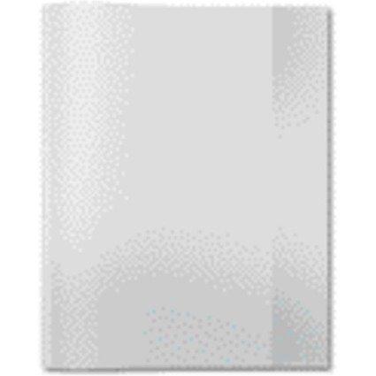 HERMA Heftschoner Quart, PP, farblos-transparent