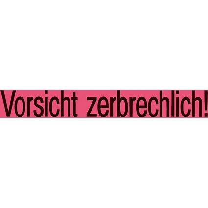 """HERMA Hinweisetiketten """"Vorsicht zerbrechlich!"""", 39 x 118 mm"""