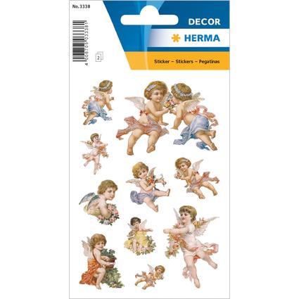 """HERMA Sticker DECOR """"Nostalgische Engel"""""""