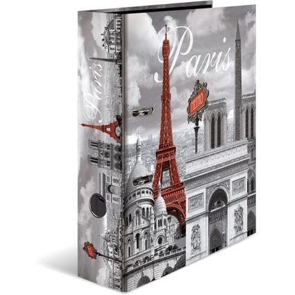 """HERMA Motivordner """"Paris"""", DIN A4, Rückenbreite: 70 mm"""