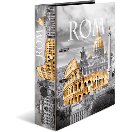 "HERMA Motivordner ""Rom"", DIN A4, Rückenbreite: 70 mm"