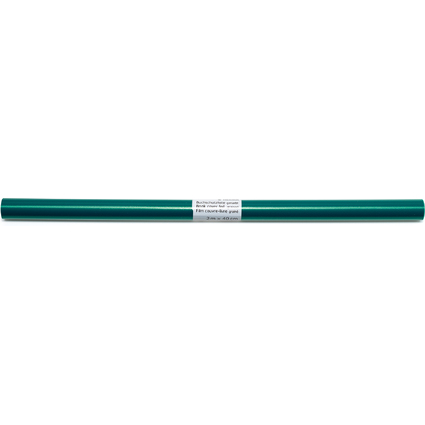HERMA Buchschutzfolie, 400 mm x 2 m, aus PP, grün