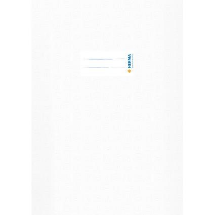 HERMA Heftschoner, DIN A4, aus PP, weiß gedeckt
