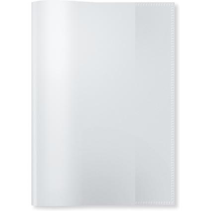 HERMA Heftschoner, DIN A5, aus PP, transparent-farblos