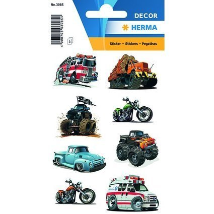 "HERMA Sticker DECOR ""American Cars"""