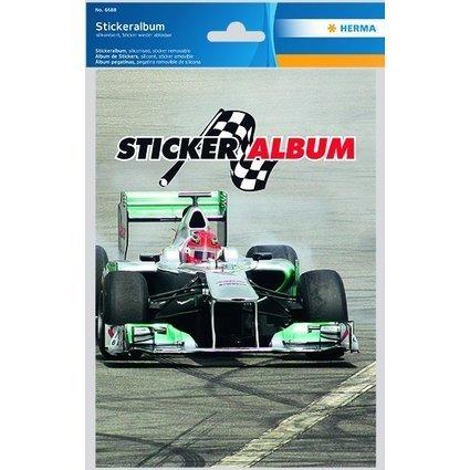 """HERMA Stickeralbum """"Formel 1"""", DIN A5"""