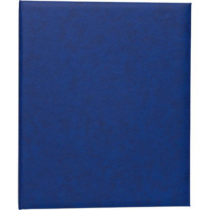 HERMA Foto-Ringbuch 240 classic, 265 x 315 mm, blau