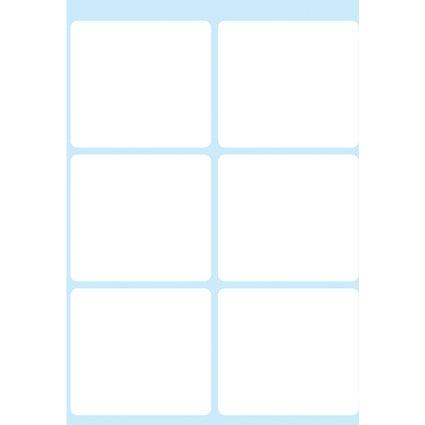 HERMA Vielzweck-Etiketten, 36 x 40 mm, weiß, Kleinpackung