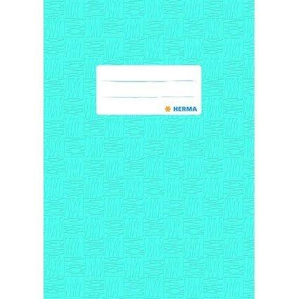 HERMA Heftschoner, DIN A5, aus PP, hellblau gedeckt
