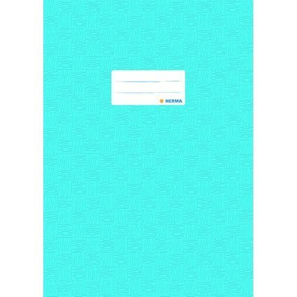 HERMA Heftschoner, DIN A4, aus PP, hellblau gedeckt
