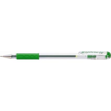 Pentel Gel-Tintenroller Hybrid Gel Grip K116, grün