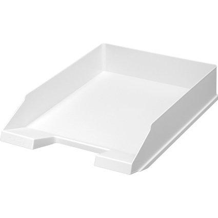 herlitz Briefablage Classic DIN A4, Kunststoff, grau