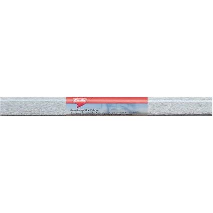 herlitz Krepp-Papier, (B)500 x (L)1.500 mm, silber