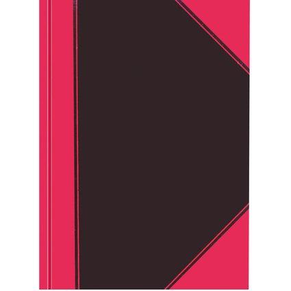 herlitz China-Kladde, DIN A6, kariert, 100 Blatt