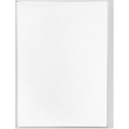 herlitz Sichtbuch, DIN A4, mit 40 Hüllen, transparent