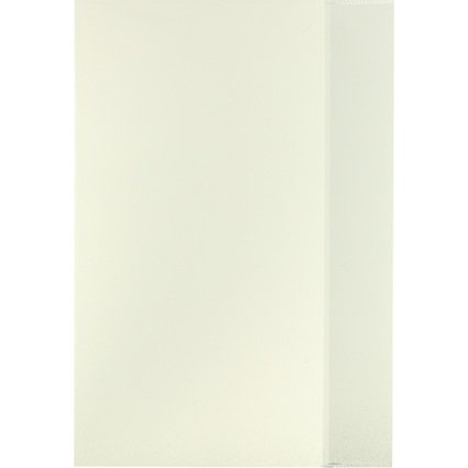 herlitz Heftschoner DIN A4, PP, transparent