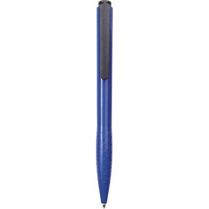 herlitz Druckkugelschreiber, Strichfarbe: blau