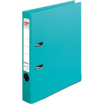 herlitz Ordner maX.file protect plus, Rückenbr.: 50 mm, mint