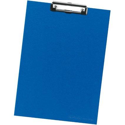 herlitz Klemmbrett, DIN A4, blau