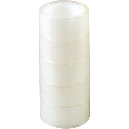 herlitz Klebefilm transparent, 19 mm x 10 m, Kunststoff