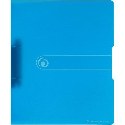 herlitz Ringbuch easy orga to go, A4, 2-Ring, blau-
