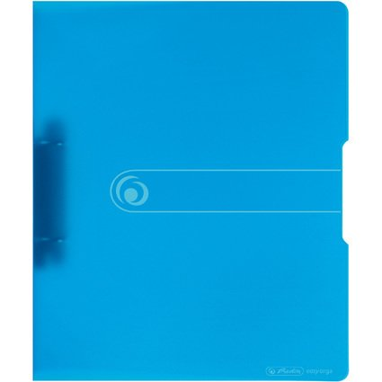 herlitz Ringbuch easy orga to go, A4, 2-Ring, blau-